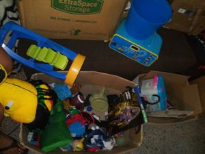 HUGE box of boy's toys for Sale in Seminole, FL