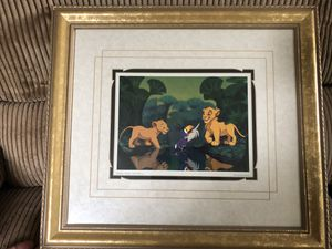 Exquisitely Framed Disney Prints for Sale in Molalla, OR