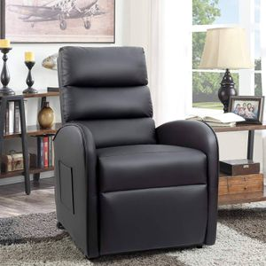 Power lift massage recliner black for Sale in Fort Worth, TX