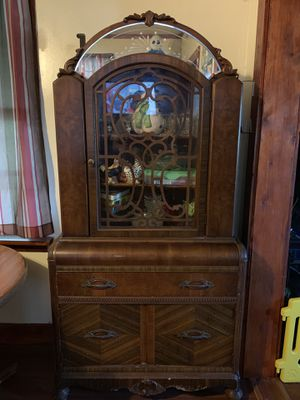 Antique china hutch for Sale in Imperial, MO