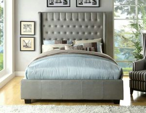 Queen bed frame $369 new for Sale in Vernon, CA