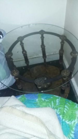 Antique glass top coffee tables for Sale in Columbia, SC