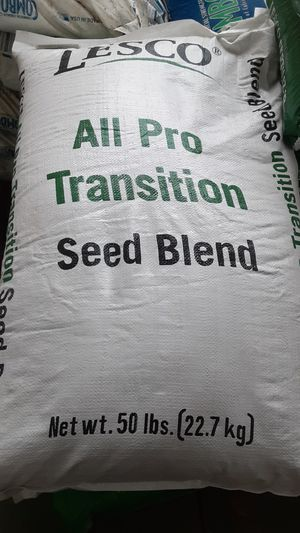 lesco seed for Sale in Chantilly, VA