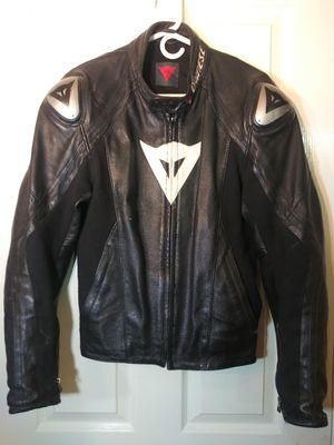 dainese motorcycle jacket for Sale in Anaheim, CA
