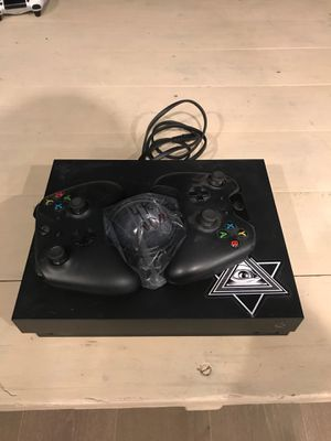 Unused Xbox one x for Sale in Appleton, WI
