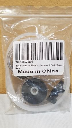 @CHV 9 PIECE SET OR 3 SETS OF BASE GEAR & BLADE GEAR HARDWARE REPLACEMENT FOR MAGIC BULLET MAGIXBULLET BLENDER MB1001 #55 for Sale in Santa Clarita,  CA