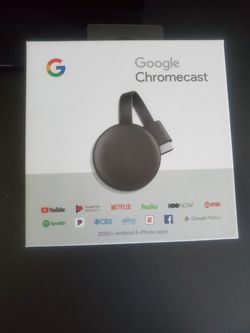 Google Chromecast for Sale in Chantilly,  VA