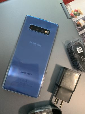 Samsung Galaxy S10 Plus, 128GB Factory Unlocked, Excellent Condition..As like New. for Sale in Fort Belvoir, VA