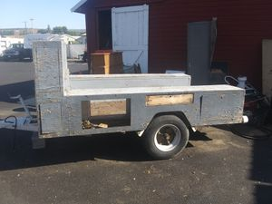 Trailer for pickup camper for Sale in Prineville, OR