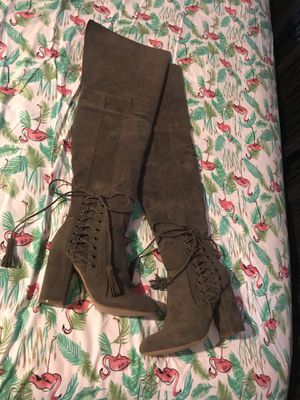 Bland new high thigh boots for Sale in Midvale, UT