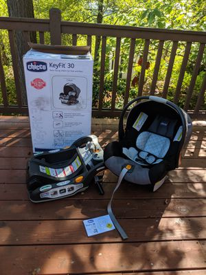 """Chicco Keyfit 30 """"Orion"""" for Sale in Federal Way, WA"""