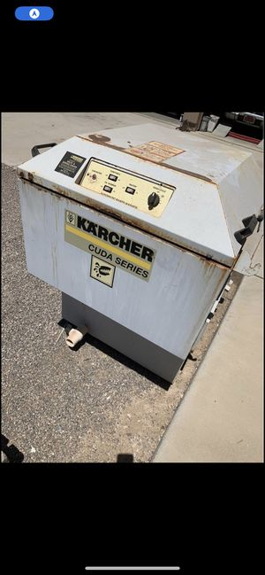 Kärcher Cuda Series h202412 parts washer for Sale in Phoenix, AZ