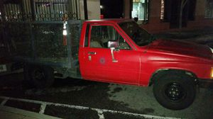 Toyota pick up 86 manual for Sale in Baldwin Hills, CA