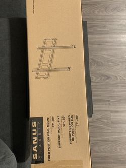 Sanus Super Low Profile TV Wall Mount for Sale in San Jose,  CA