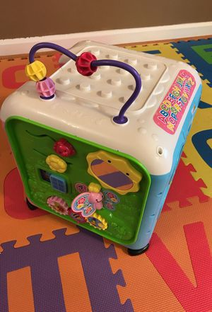 Vetch alphabet activity cube for Sale in Derwood, MD
