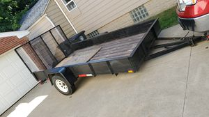 12x6.5 trailer for Sale in Akron, OH