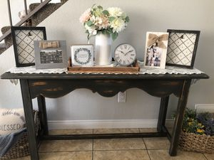 Farmhouse Table (In Victorville) for Sale in Fontana, CA