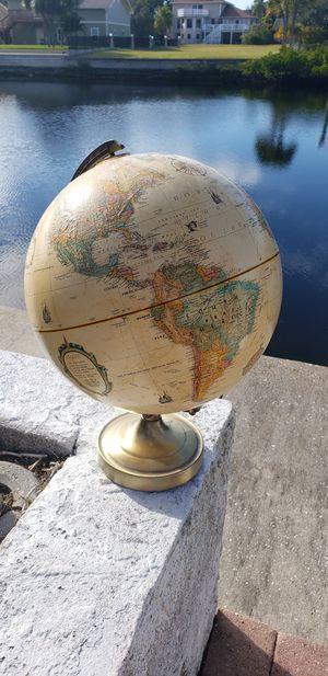 World globe for Sale in New Port Richey, FL