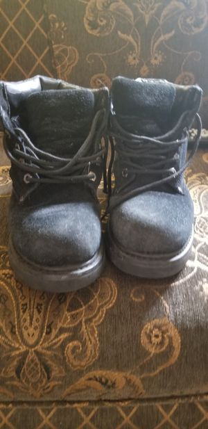 Work boots for men size 8 for Sale in Los Angeles, CA