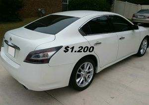 2013 Nissan Maxima $1200 --Fully maintained-- New Tires! for Sale in Oakland, CA