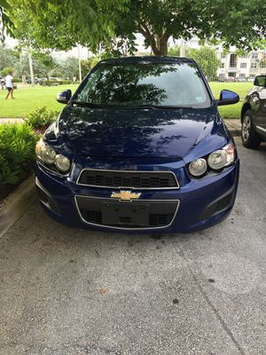 Chevy Sonic 2013 for Sale in Delray Beach, FL