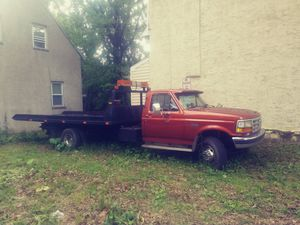 Ford. F450 flatbed for Sale in Logan Township, NJ