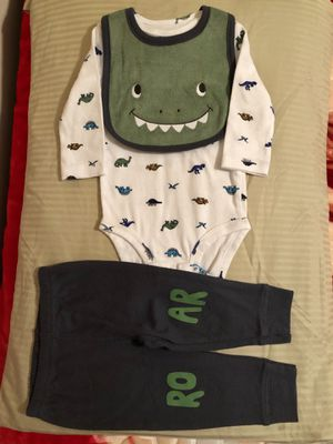 New For baby's 6 to 9 months, brand Carter's for Sale in Stone Mountain, GA
