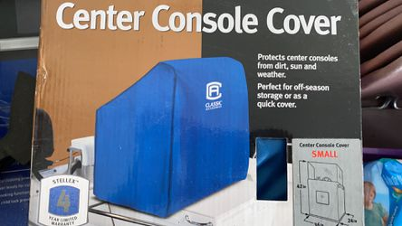 Brand new small boat center cover for Sale in Davenport,  FL