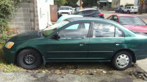 2002 honda civic for Sale in Pittsburgh, PA