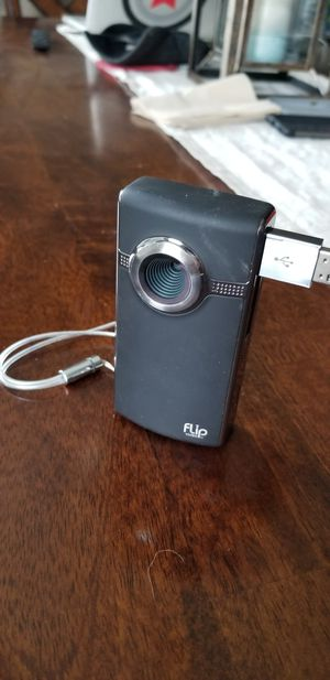 Flip video camera for Sale in Durham, NC