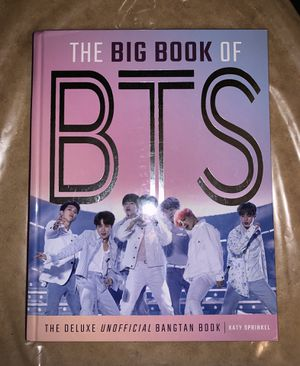 BTS book for Sale in Goodyear, AZ