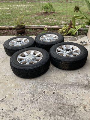 Stock F250 OEM Rims & Tires for Sale in Naples, FL