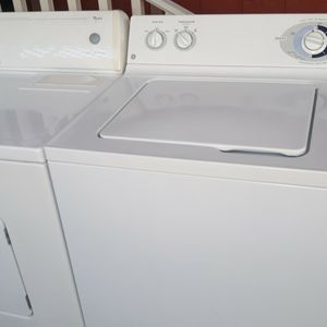 Washer and Gas Dryer Super Capacity Working Great! for Sale in Paramount, CA