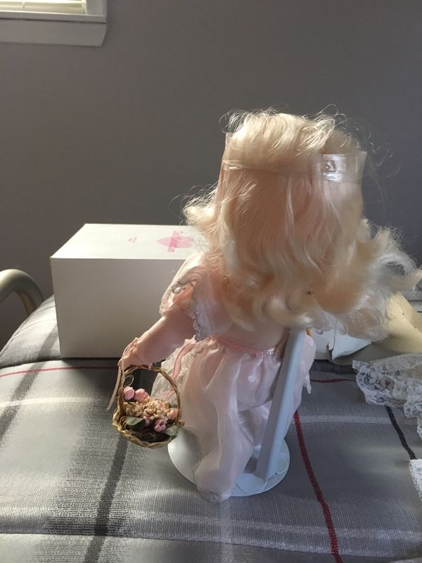 Precious Moments collection doll