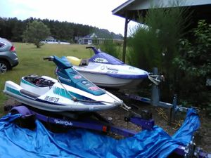 Jet Ski's For Sale: Yamaha and Kawasaki with Trailers for Sale in Elloree, SC