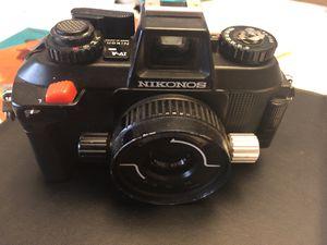 Nikon Nikonos - IV-A, underwater camera for Sale in Gloucester City, NJ