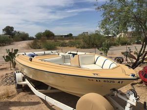 Boat with trailer for Sale in Marana, AZ