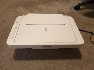 Canon PIXMA MG2522 Wired All-in-One Color Inkjet Printer for Sale in Escondido, CA