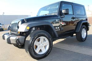 2007 Jeep Wrangler X for Sale in Sacramento, CA