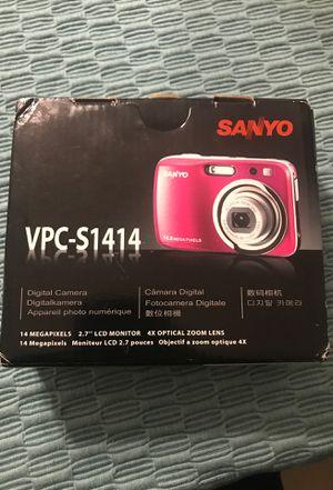 Sanyo Digital Camera for Sale in Dracut, MA