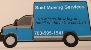 Moving for Sale in Lansdowne, VA