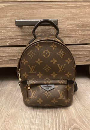 Louis Vuitton Palm Springs Mini BackPack Authentic LV for Sale in Aurora, CO