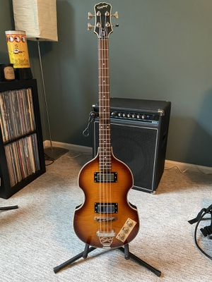 2009 Epiphone Viola Bass Guitar - Used for Sale in Naperville, IL