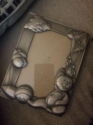 Silver tone, embossed photo album for Sale in Whittier, CA
