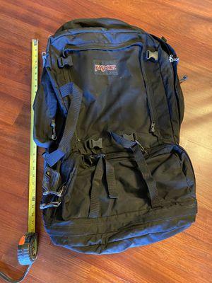 Jansport internal frame backpacking hiking backpack for Sale in Tigard, OR