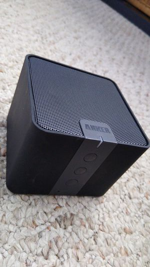 Anker bluetooth speaker for Sale in San Francisco, CA
