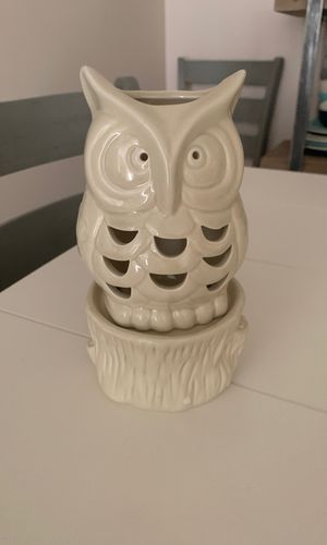 Owl Candle holder for Sale in Gahanna, OH