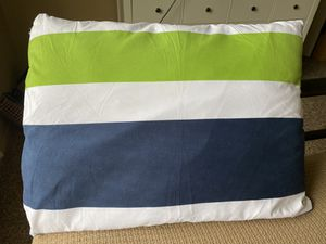 Decorative Pillow - Seahawks Colors for Sale in Edgewood, WA