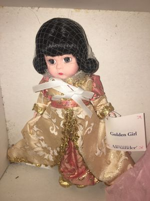 Madame Alexander Doll for Sale in Houston, TX