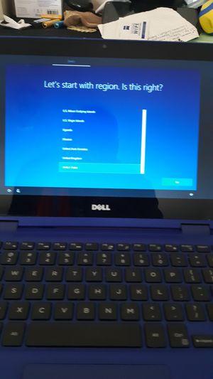 DELL laptop PC 2 in 1 500GB 4GB RAM for Sale in Daniels, MD